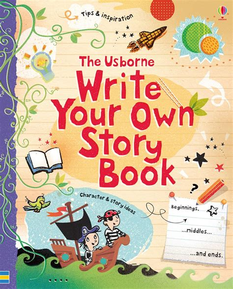 the in the picture a novel books write your own story book at usborne children s books
