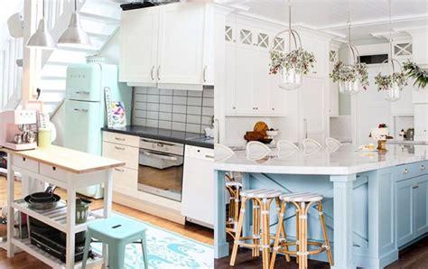 decorar tu cocina decora y endulza tu cocina con colores pasteles