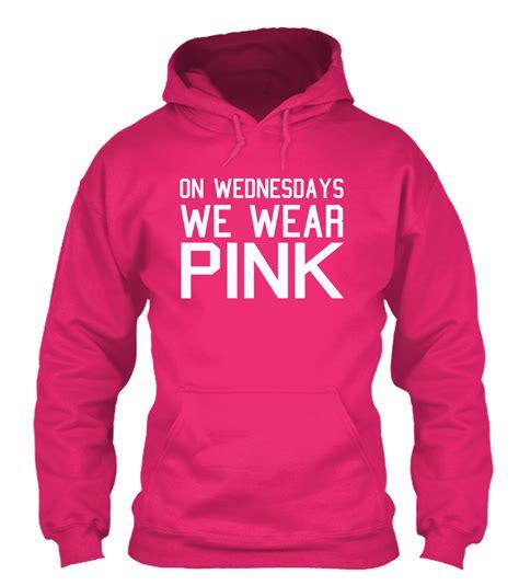 Pink Shirt Meme - on wednesdays we wear pink memes