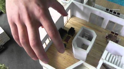 como hacer un sapo en un maqueta d 237 a de la educaci 243 n t 233 cnica maqueta de casa de dos plantas
