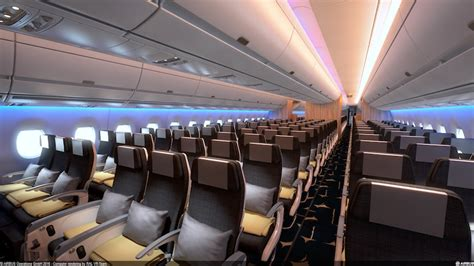 a350 cabin china airlines a350 economy cabin business traveller