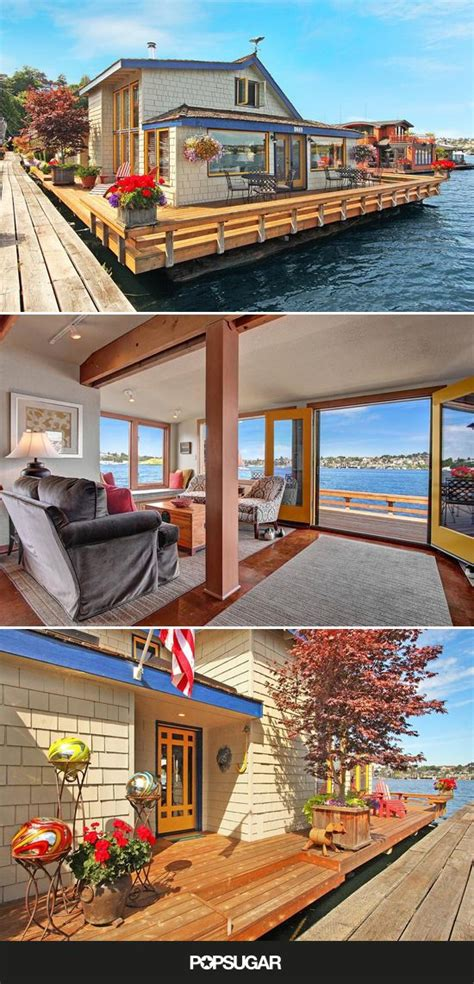 sleepless in seattle houseboat 1000 ideas about floating house on pinterest houseboats