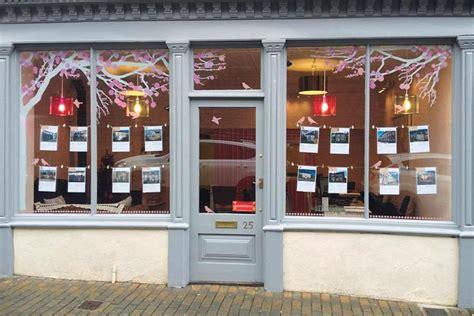 free window card templates estate agents pullin window display