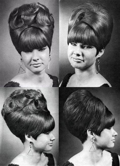 hairstyles in the early 1960s rip margaret vinci heldt designer of the beehive hairdo