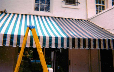 awning nj maintentance services eco awnings