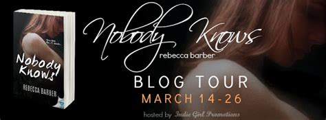 Kellogg Mba Cus Tour by Tour Giveaway Nobody Knows By Barber Cu S