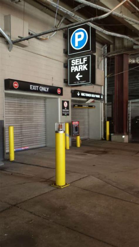 Water Tower Parking Garage nbc tower garage at 284 e water st chicago parking