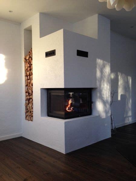 Moderne Wohnzimmer Gardinen 378 by Die Besten 25 Einbaukamin Ideen Auf Gardinen