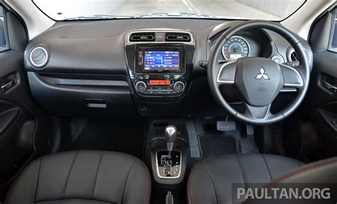 attrage mitsubishi 2014 driven mitsubishi attrage 21 km l claims put to test