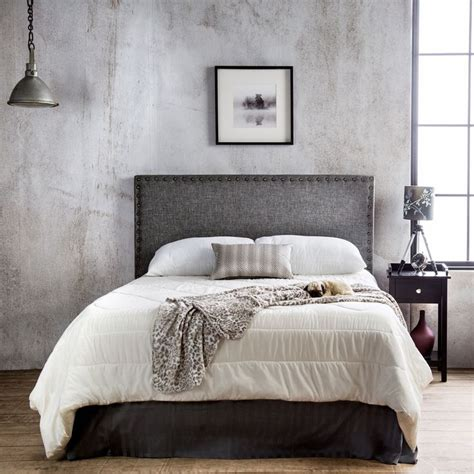 nailhead trim headboard shopping furniture and products on pinterest