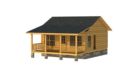 Small A Frame Cabin Kits by Clark I Southland Log Homes