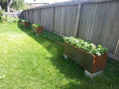 Steel Planters by Planter Llc