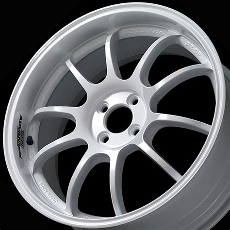 Advan 9 Inch yokohama advan rz df wheels from upgrademotoring