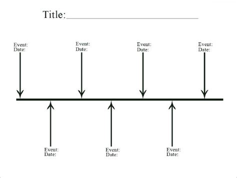 timeline templates biography timeline template 9 timeline templates for kids samples examples format