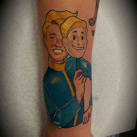 tattoo pictures boy 23 best fallout 4 tattoo ideas that you can share with