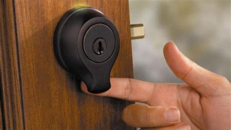 biometric technology for home security what is it