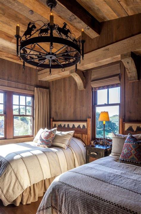 wicked rustic bedroom designs
