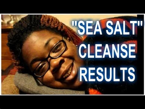 Can Any Sea Salt Be Used To Detox Bromide by Salt Water Flush Make You Lose Weight Drivegala