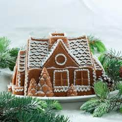 nordic home nordic ware gingerbread house bundt pan 8109892 hsn