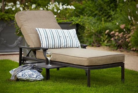 Garden Loungers by Hartman Oliver Lounger Metal Garden Furniture