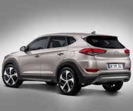 Mpg Hyundai 2017 Hyundai Tucson Review Interior Spec Mpg New Cars