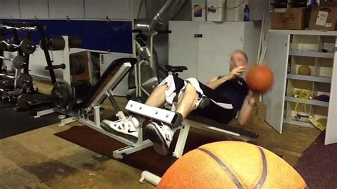 basketball ab workout