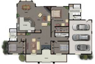 Small house plans 3 bedrooms one story 2015 house plans and home