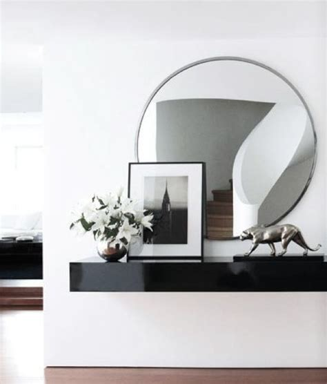 ralph lauren metal mirrors round mirrors ralph lauren and elle decor on pinterest