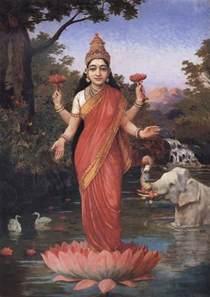 Lotus Lakshmi Lakshmi