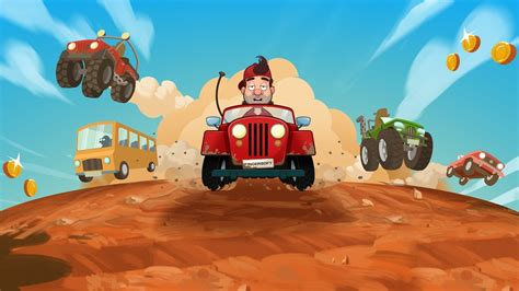 download game uphill racing hill climb mod apk hill climb racing 2 apk download for android apkliving