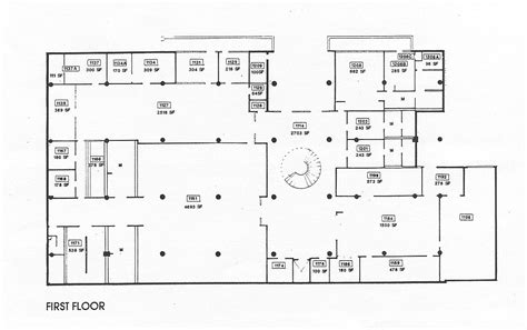 facility floor plan athletic center au