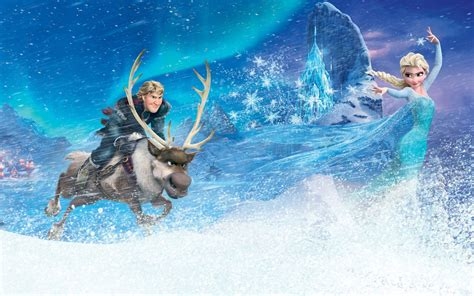 download wallpaper frozen gratis kristoff elsa in frozen wallpapers hd wallpapers id 13891
