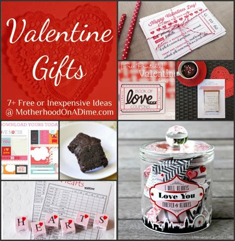 cheap valentines day gifts for husband free inexpensive gift ideas