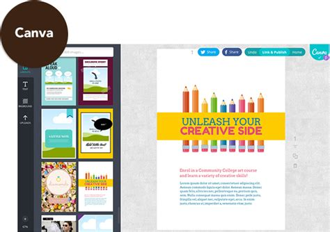 canva software 4 software options for creating beautiful pdfs and