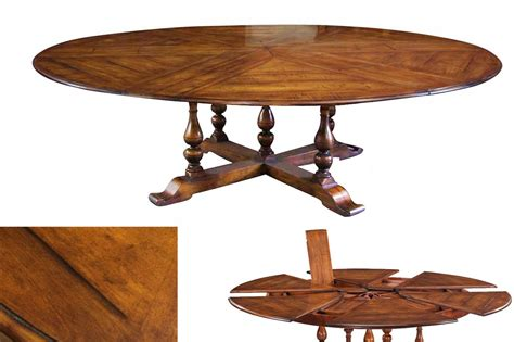 round dining for 12 jupe extra large round solid walnut round dining