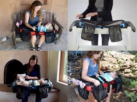 Lifechanger Diaper Bag And Portable Changing Station By Bag Changing Table