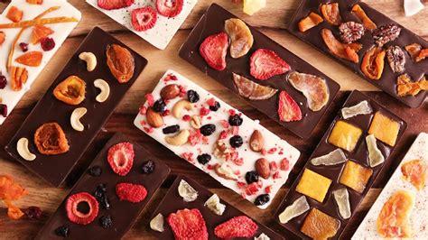 fruit n nut chocolate fruit and nut chocolate bars chocolate dessert recipes