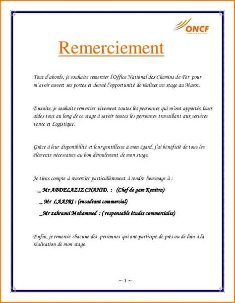 Exemple De Lettre De Remerciement En Italien 11 Exemple Lettre De Remerciement Stage Faireune Lettre