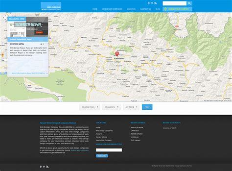 web layout names webdesigncompanynames net