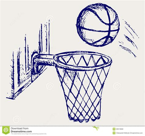 how to play doodle basketball basketball board royalty free stock image image 26513666