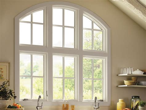 curved windows arched casement windows marvin windows