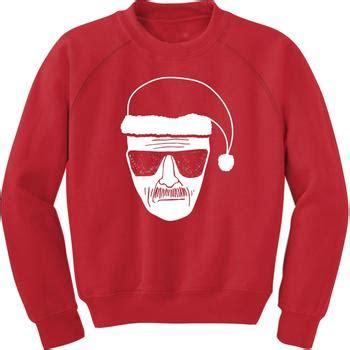 Sweater Breaking Bad Merch breaking bad heisenberg walter white sweatshirt
