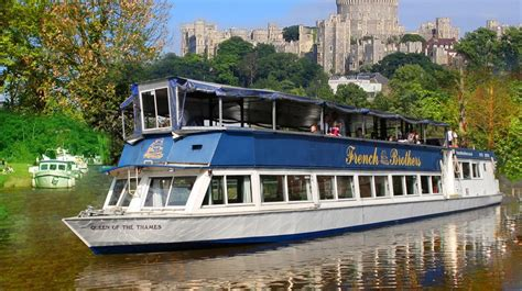 french brothers boat trips windsor french brothers boats runnymede day out with the kids