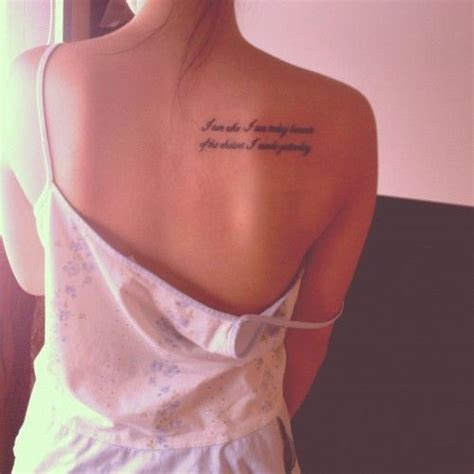 back tattoo quote placement 17 best ideas about shoulder blade tattoos on pinterest