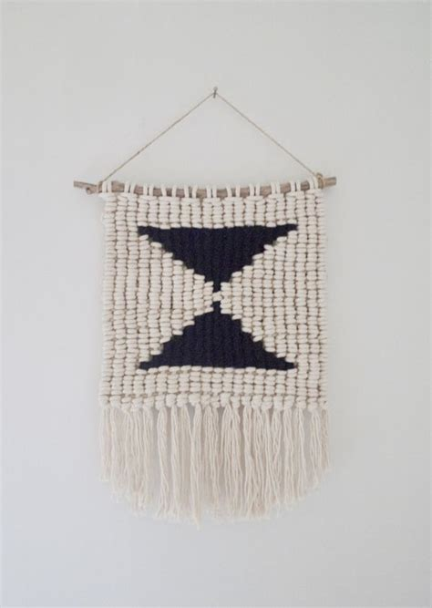 Macrame Weaving - sally diy crafts