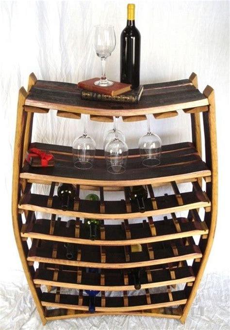 buy  custom chablis barrel stave wine bottle  glass
