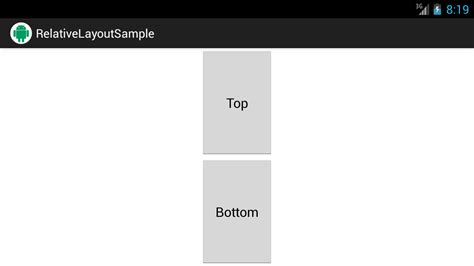 relative layout guide android tips 37 relativelayout の子の view の width を 50 にする