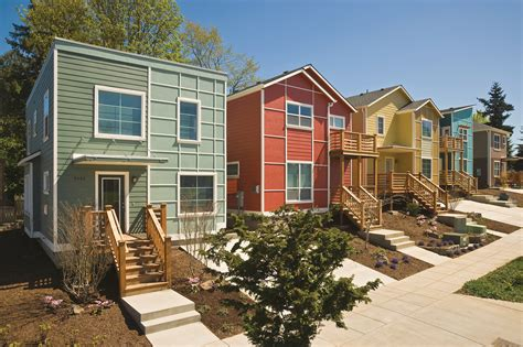affordable housing portland affordably sustainable in portland ecobuilding pulse magazine low income housing