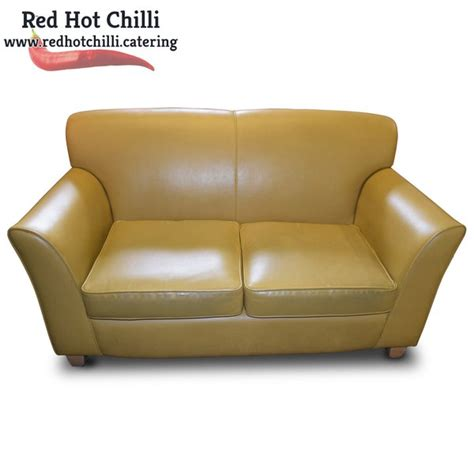yellow leather sofa secondhand chairs and tables the best place to buy or