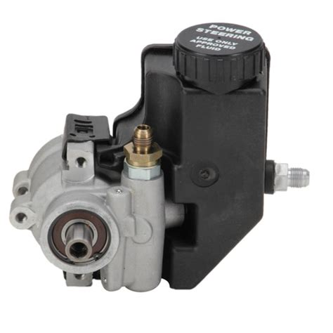 gm high flow lightweight aluminum power steering pump